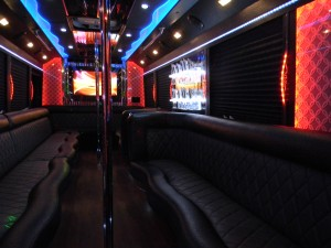 "2011 new Party Bus ""G6"""