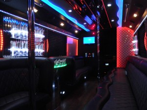 Check out our new luxury G6 Party Bus
