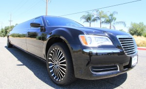 2011 Chrysler 300 Limo in Phoenix