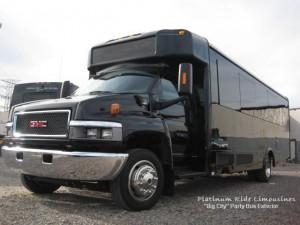 Limo Bus in Arizona