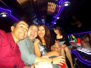Recent Birthday Party Limousine in Phoenix AZ