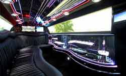 CHRYSLER 300 STRETCHED LIMOUSINE 4