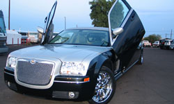 CHRYSLER 300M STRETCHED LIMOUSINE 3