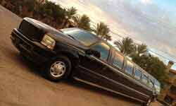 FORD EXCURSION SUV LIMO 4
