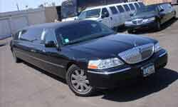 LINCOLN TOWN CAR STRETCHED LIMOUSINE